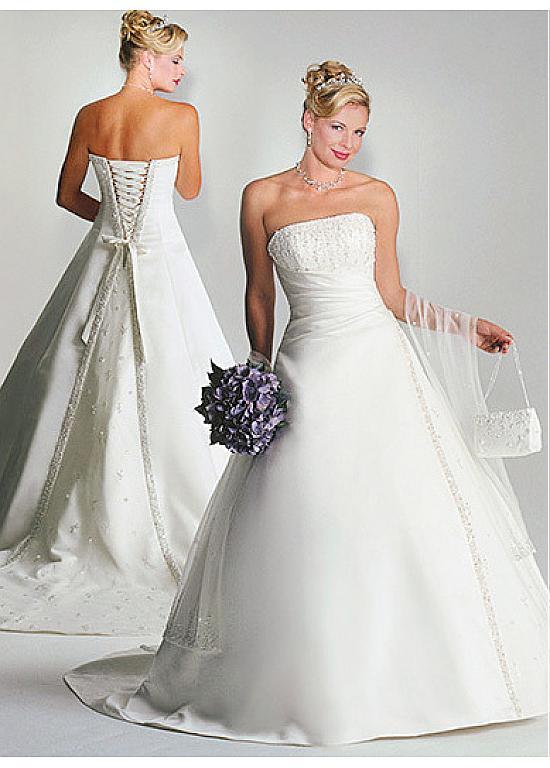 Brautkleid Diana, Brauttraum